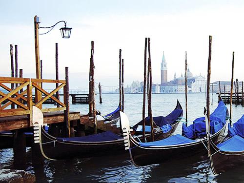 San Valentino in Gondola a Venezia