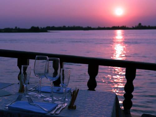 san valentino in barca sul galeone venezia foto