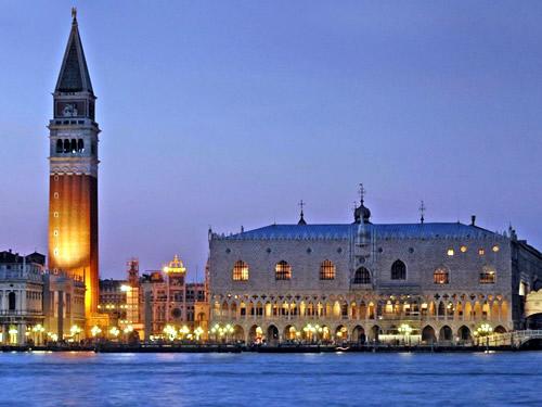 san valentino in piazza san marco venezia foto